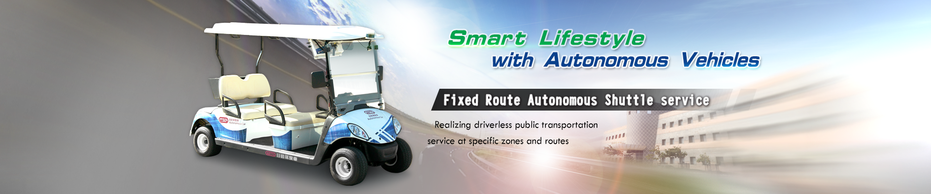Smart Lifestyle with autonomous vehicles-2